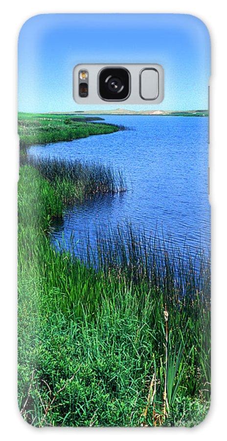 Lake Of The Shining Waters Galaxy S8 Case featuring the photograph Lake Of The Shining Waters by Thomas R Fletcher