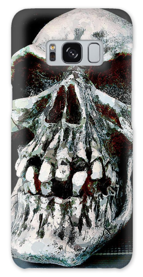 Rotten Galaxy S8 Case featuring the photograph Left On The Shelf by Steve Taylor