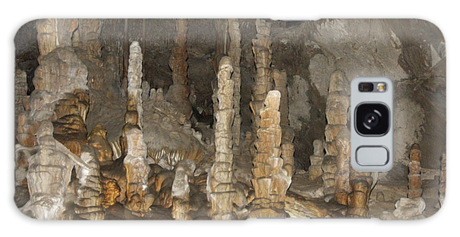 Cave Galaxy S8 Case featuring the photograph Lewis And Clark Caverns 3 by Jason Standiford