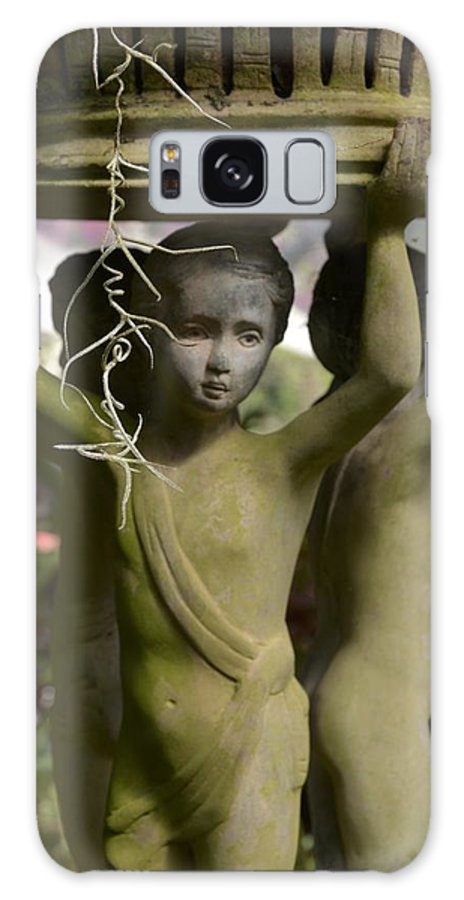 Garden Galaxy S8 Case featuring the photograph Lifting Up by William Hallett