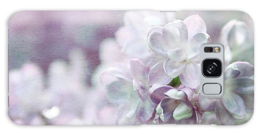 Lilacs Galaxy S8 Case featuring the photograph Lilacs by Sylvia Cook