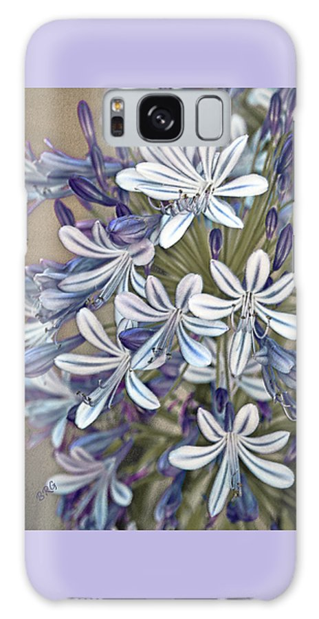 Lily Of The Nile Galaxy S8 Case featuring the photograph Lily Of The Nile by Ben and Raisa Gertsberg