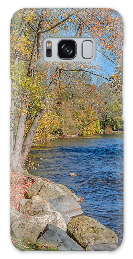Lime Kiln Park Galaxy S8 Case featuring the photograph Lime Kiln Park  by Susan McMenamin