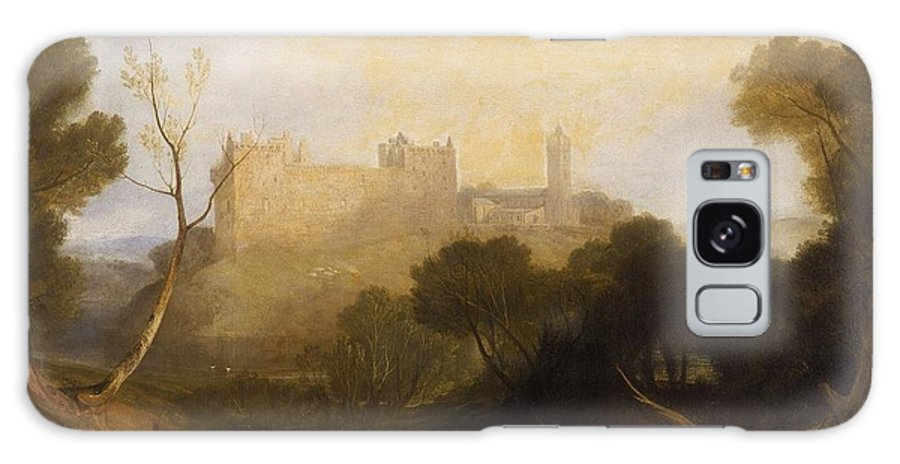 1806 Galaxy S8 Case featuring the painting Linlithgow Palace by JMW Turner