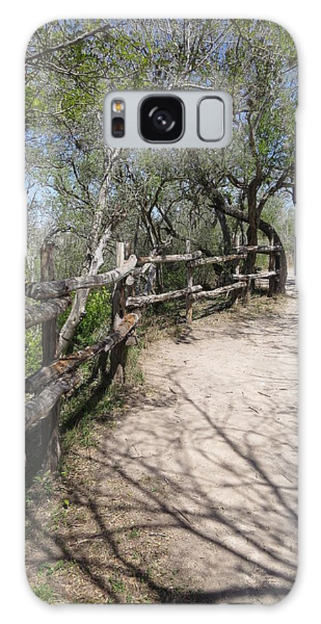 Nature Galaxy S8 Case featuring the photograph Little Bit Country by Ella Kaye Dickey