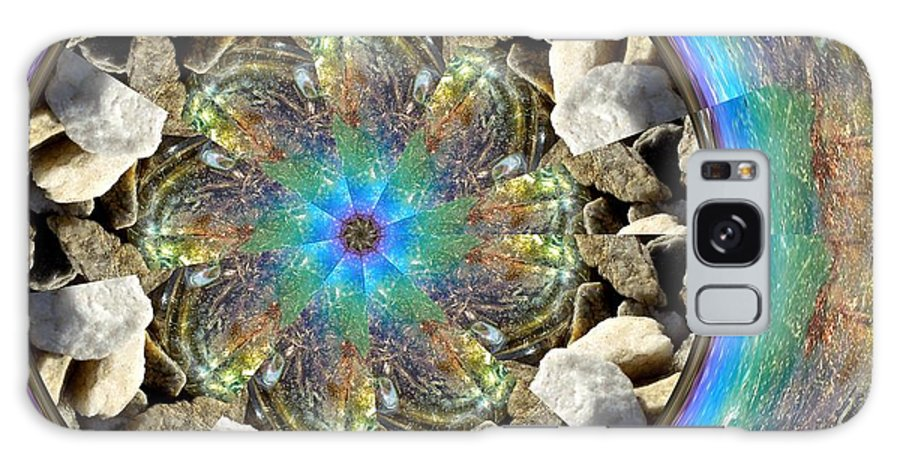 Look Galaxy S8 Case featuring the photograph Look Into Her Soul by Renee Trenholm