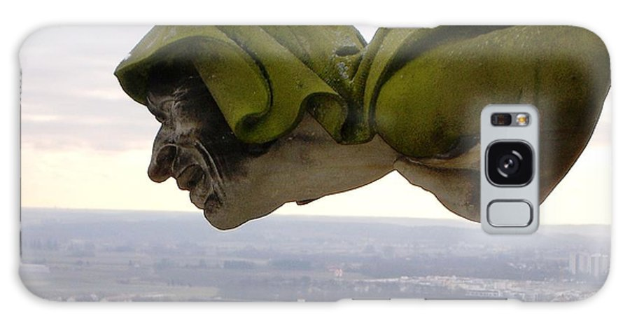 Ulm Galaxy S8 Case featuring the photograph Looking Over Ulm by Jim Barbour