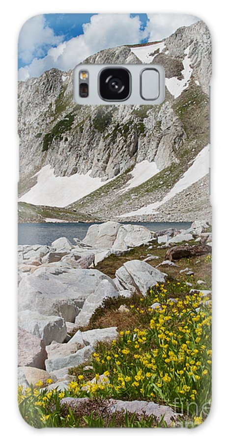 Lost Lake Galaxy S8 Case featuring the photograph Lost Lake Trail by Kent Becker