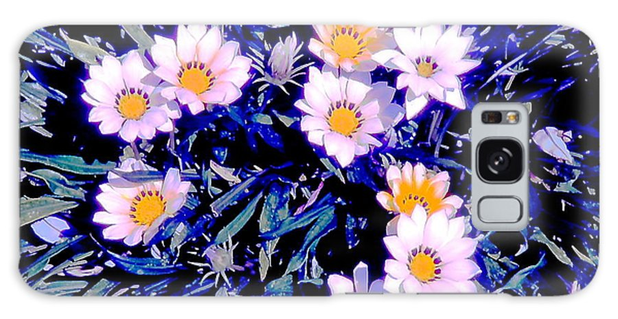 Flowers Galaxy S8 Case featuring the photograph Love Me Not by Jesse Ciazza