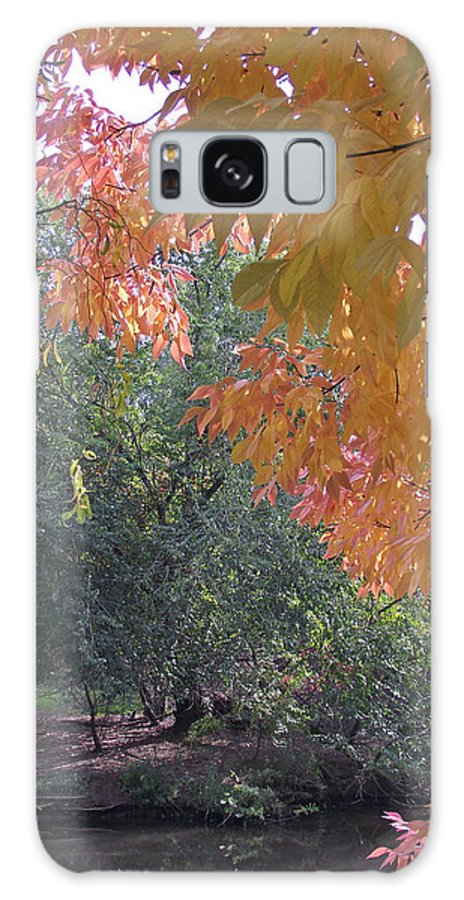 Lovely Galaxy S8 Case featuring the photograph Lovely Autumn Colors by Mike and Sharon Mathews