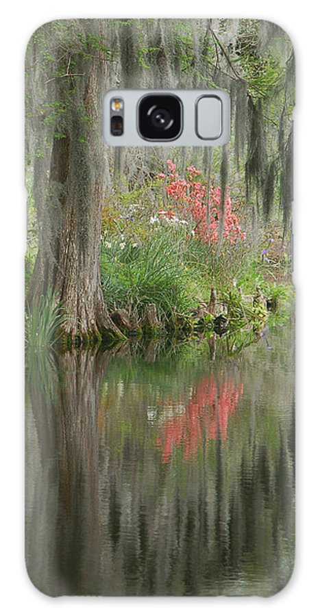 Lowcountry Galaxy S8 Case featuring the photograph Lowcountry Series I by Suzanne Gaff