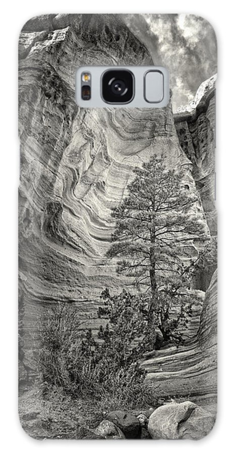 Tent Rocks Galaxy S8 Case featuring the photograph Luminous by Mark Anderson