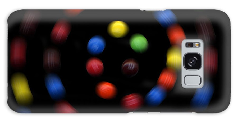 M Galaxy S8 Case featuring the photograph M And Ms 4 by Marilyn Hunt
