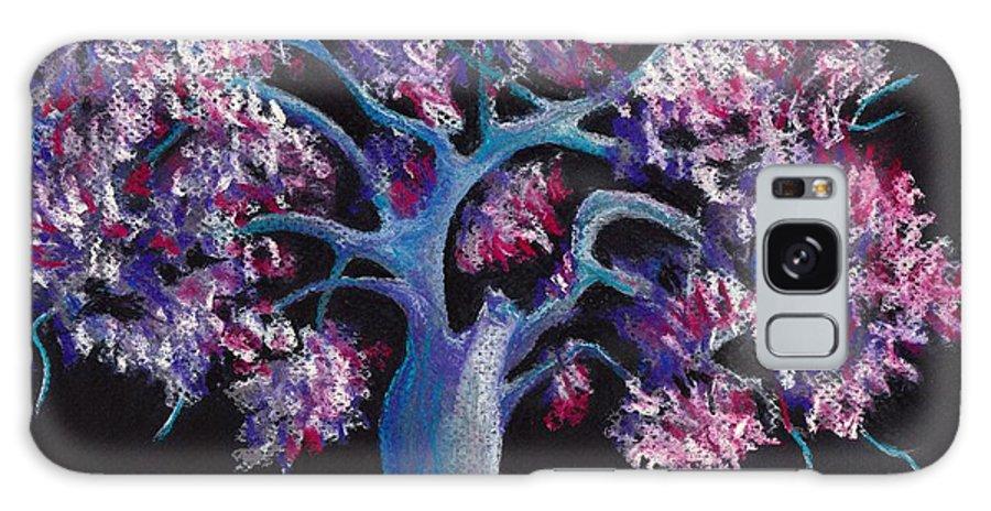 Malakhova Galaxy S8 Case featuring the drawing Magic Tree by Anastasiya Malakhova