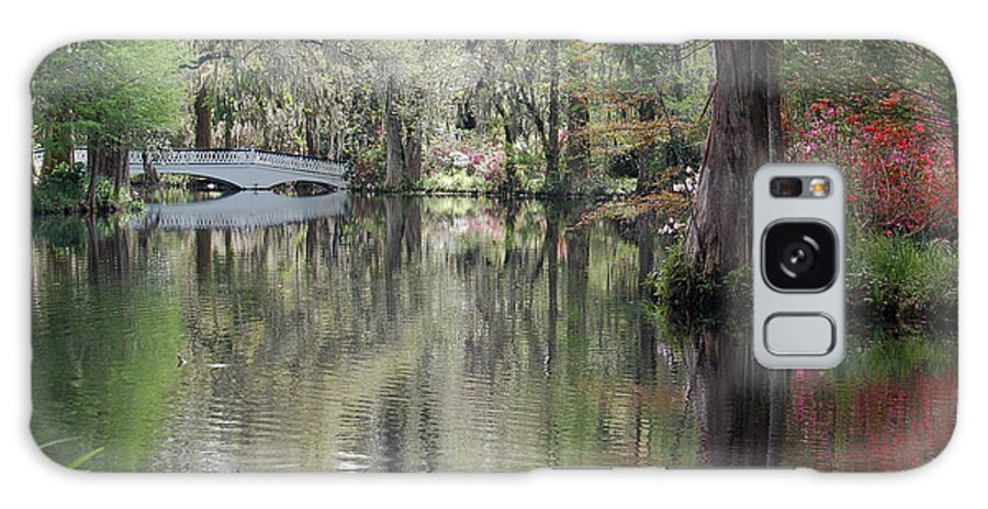 Magnolia Plantation Garden Galaxy S8 Case featuring the photograph Magnolia Plantation Gardens Series II by Suzanne Gaff