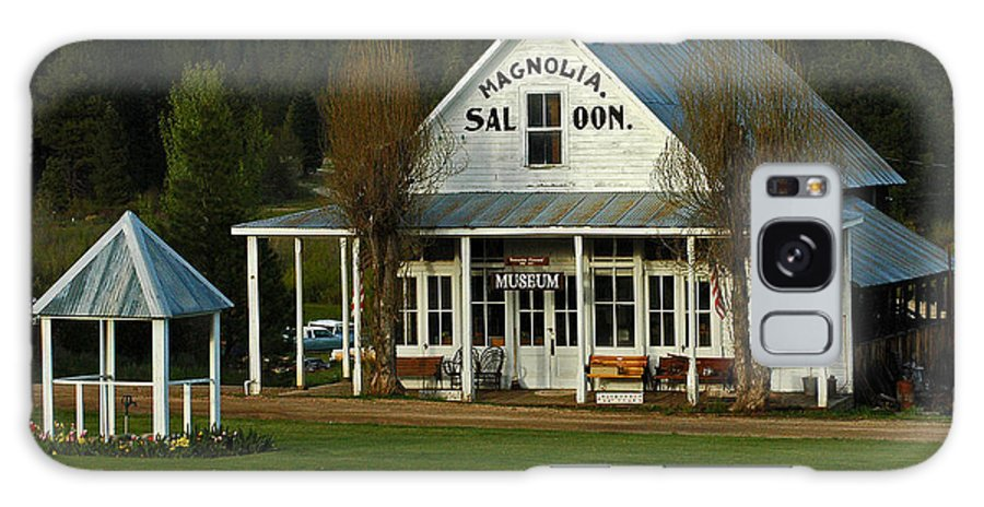 Placerville Galaxy S8 Case featuring the photograph Magnolia Saloon by Sam Rosen