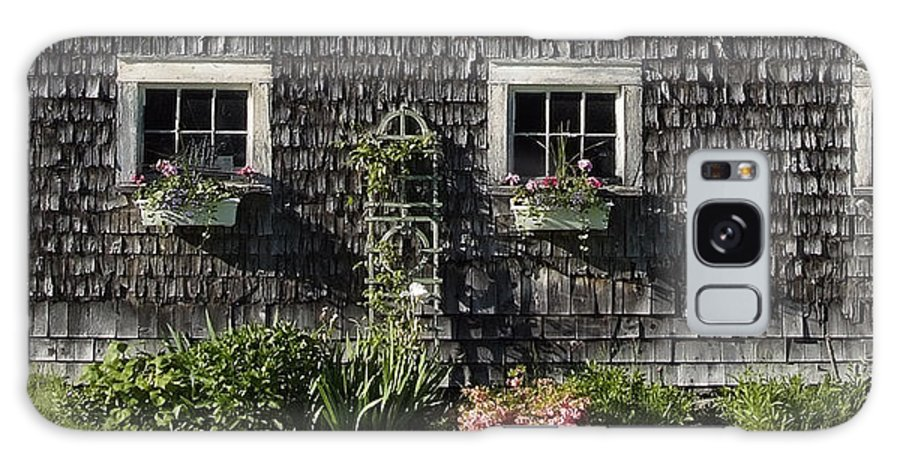 Morning Galaxy S8 Case featuring the photograph Maine Morning by Michael Vinyard