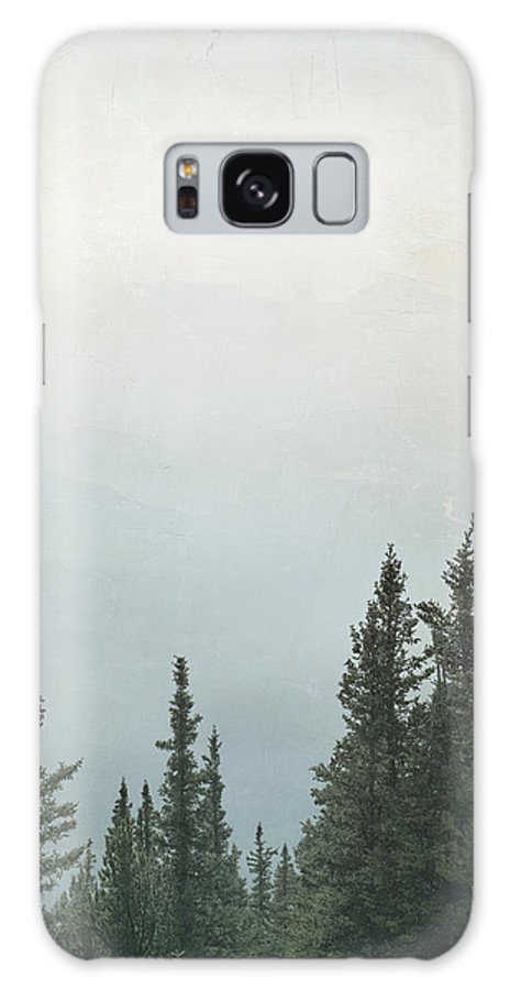 Rustic Wall Art Galaxy S8 Case featuring the photograph Majestic - Banff by Lisa Parrish