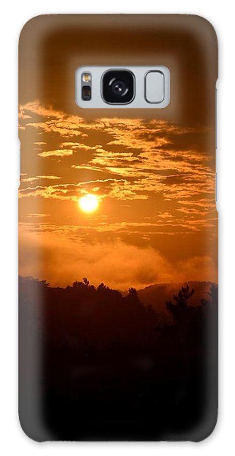 Majestic Is Your Name Galaxy S8 Case featuring the photograph Majestic Is Your Name by Maria Urso