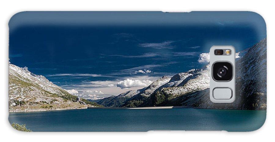 Austria Galaxy S8 Case featuring the photograph Maltatal by Roland Bedernik