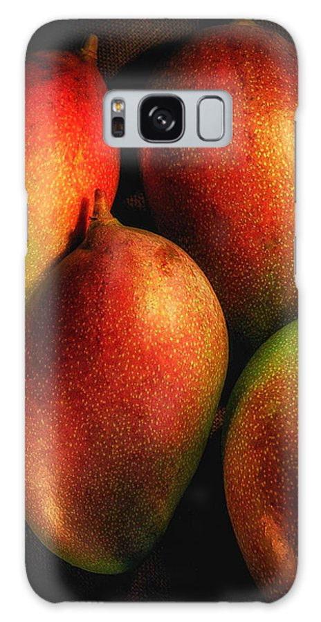 Fruit Galaxy S8 Case featuring the photograph Mangos by Scott Mullin