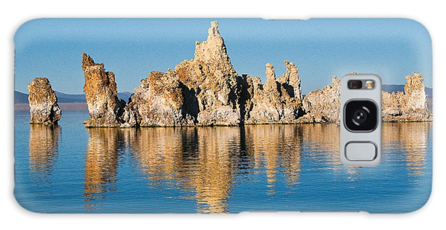 Mono Lake Tufa Galaxy S8 Case featuring the photograph Mono Lake Tufa by Mae Wertz