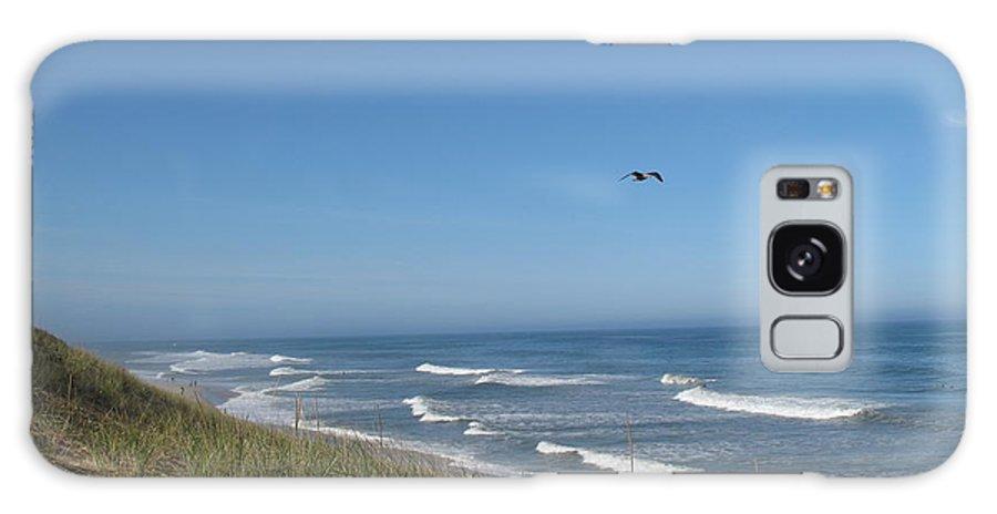 Seascape Galaxy S8 Case featuring the photograph Marconi Beach Wellfleet Ma by Barbara McDevitt