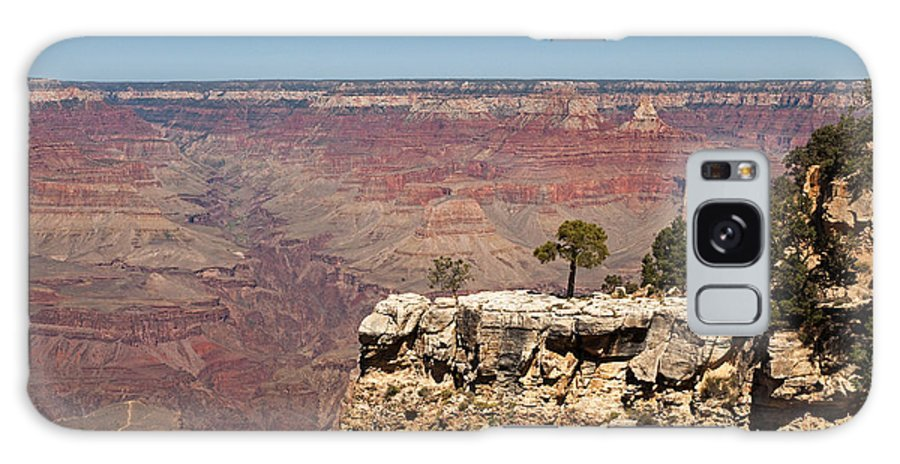 Afternoon Galaxy S8 Case featuring the photograph Maricopa Point Grand Canyon National Park by Fred Stearns