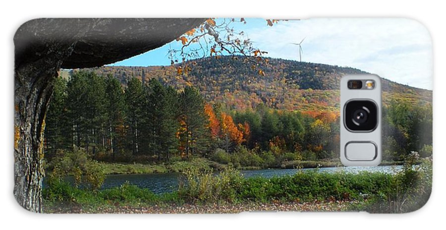 New England Galaxy S8 Case featuring the photograph Mars Hill Mountain 3 by Gene Cyr