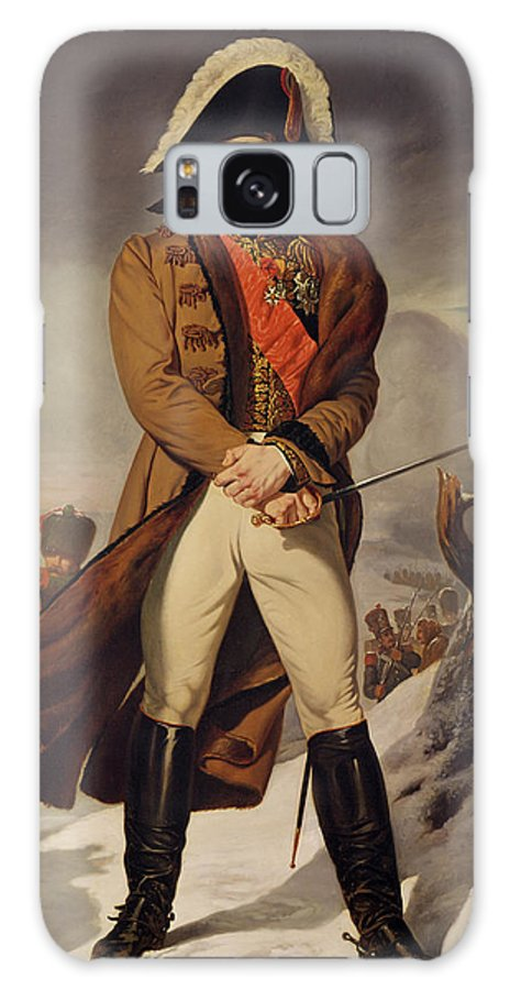 Marechal D'empire Galaxy S8 Case featuring the photograph Marshal Michel Ney 1769-1815 Duke Of Elchingen Oil On Canvas by Eugene Battaille