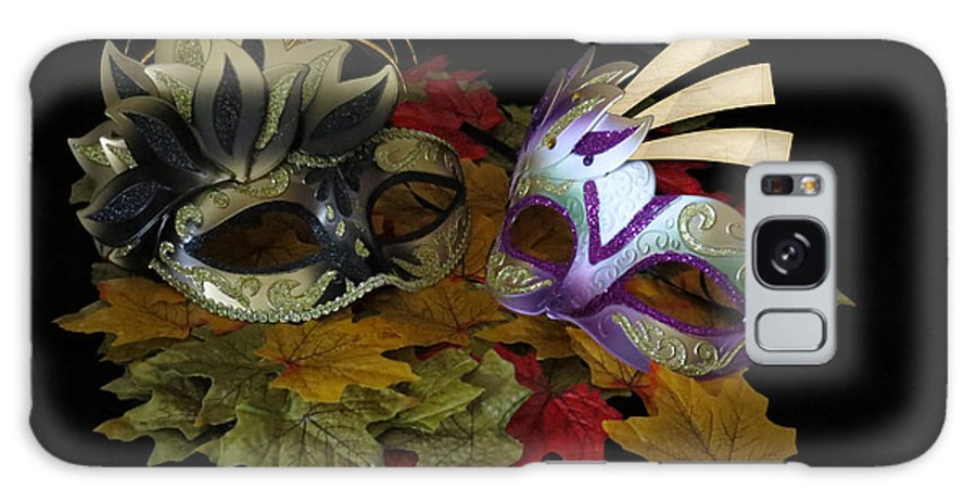 ©2013 Chelsylotze International Studio Galaxy S8 Case featuring the photograph Mask 2 by ChelsyLotze International Studio