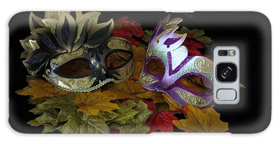 ©2013 Chelsylotze International Studio Galaxy S8 Case featuring the photograph Masks by ChelsyLotze International Studio