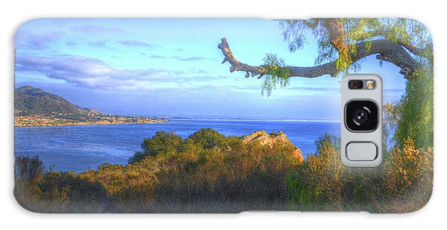 Landscape Galaxy S8 Case featuring the photograph Masterpiece Coastline by Mathias