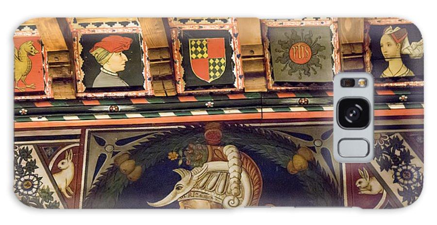 Borgo Medievale Galaxy S8 Case featuring the photograph Medieval Splendour by Brenda Kean