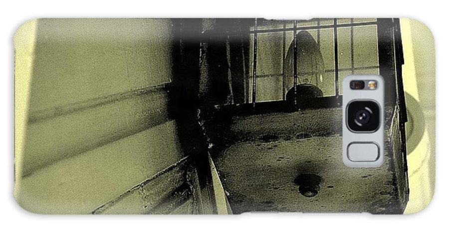 Lamp Galaxy S8 Case featuring the photograph Memorias De Un Patrimonio Desvanecido / Memories Of A Patrimony In A Faint by Paula Flores