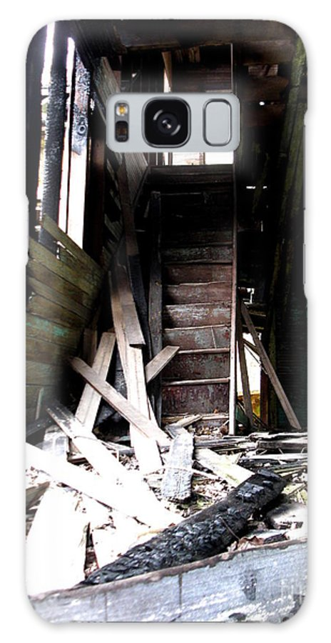 Stairs Galaxy S8 Case featuring the photograph Memory Of Stairs by Amy Sorrell