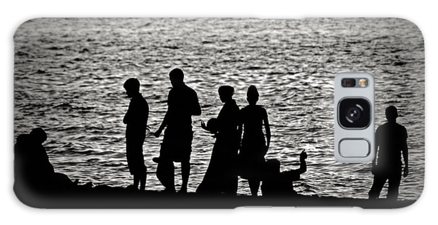 Michigan Galaxy S8 Case featuring the photograph Mennonite Sunset by Sennie Pierson