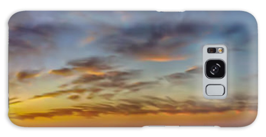 Sunrise Galaxy S8 Case featuring the photograph Mid-continent Sunrise by Jeremy Linot