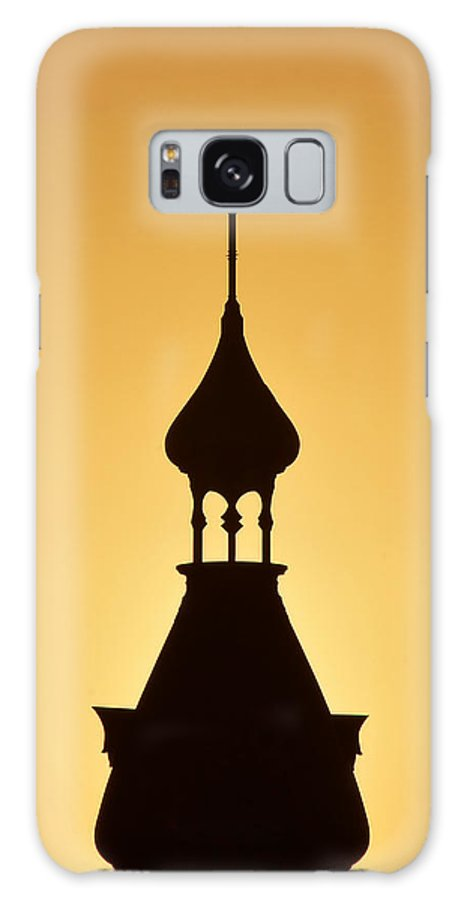 Fine Art Photography Galaxy S8 Case featuring the photograph Minaret by David Lee Thompson