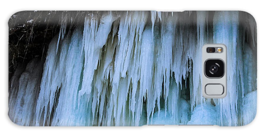 Galaxy S8 Case featuring the photograph Minnehaha Falls 1 by Nick Peters