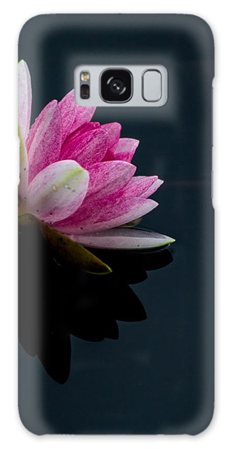 Plant Galaxy S8 Case featuring the photograph Mirror... Mirror On The Water by Eti Reid