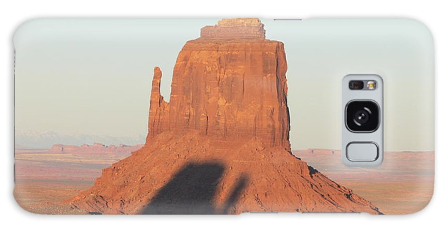 Mittens Galaxy S8 Case featuring the photograph Mittens And Shadows by Steve Brown