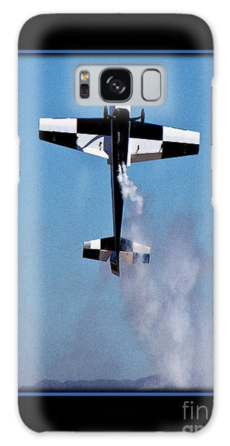 Plane Galaxy S8 Case featuring the photograph Model Plane 11 by Larry White