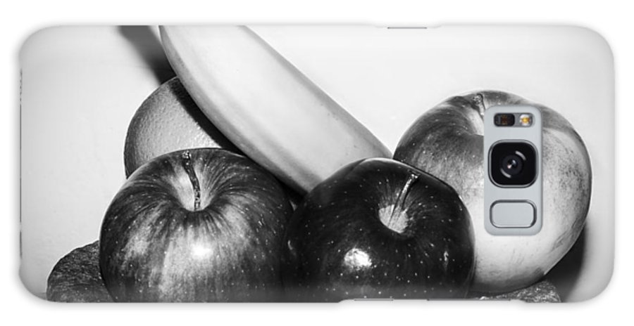 Fruit Galaxy S8 Case featuring the photograph Monochromatic Friut by Camille Lopez