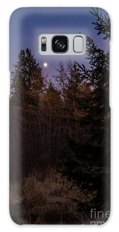 Galaxy S8 Case featuring the photograph Moonlit Evening by Cheryl Baxter