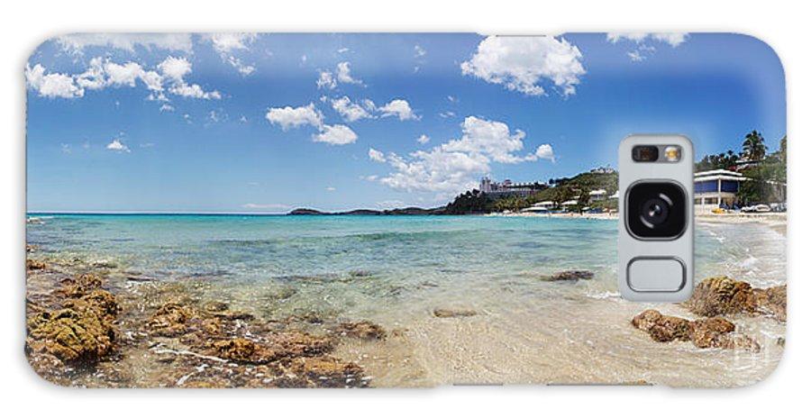Beach Galaxy S8 Case featuring the photograph Morningstar Beach by Jo Ann Snover