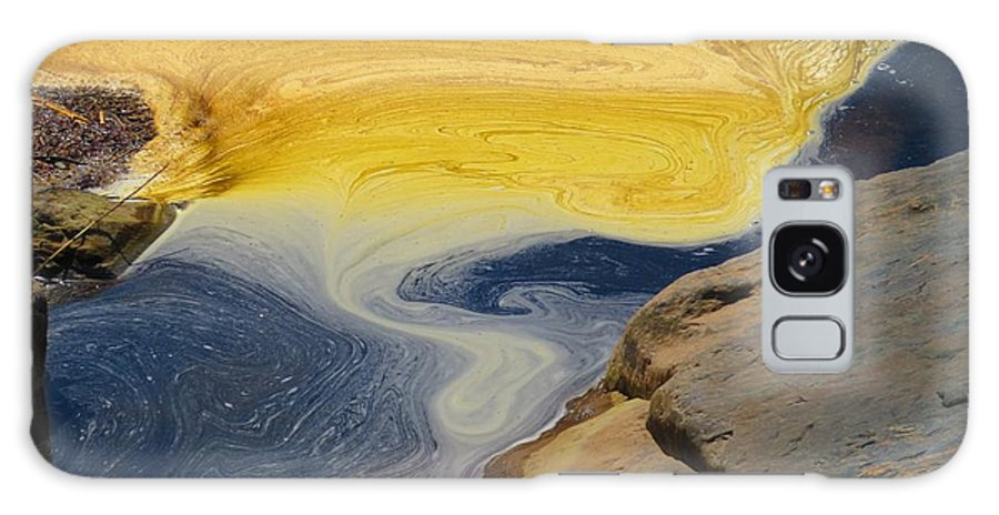 Water Galaxy S8 Case featuring the photograph Mothers Abstract 11 by Rrrose Pix