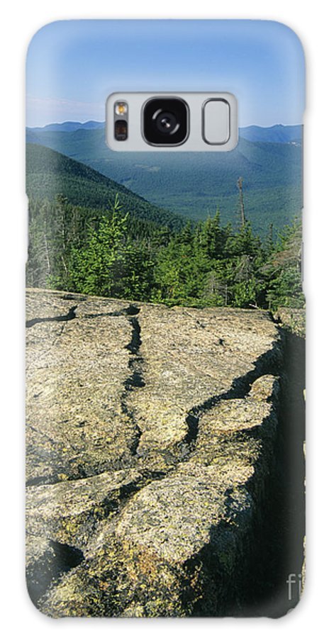 Hike Galaxy S8 Case featuring the photograph Mount Crawford - White Mountains New Hampshire by Erin Paul Donovan