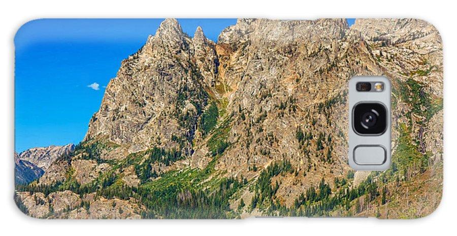 Jackson Galaxy S8 Case featuring the photograph Mount Saint John by John M Bailey