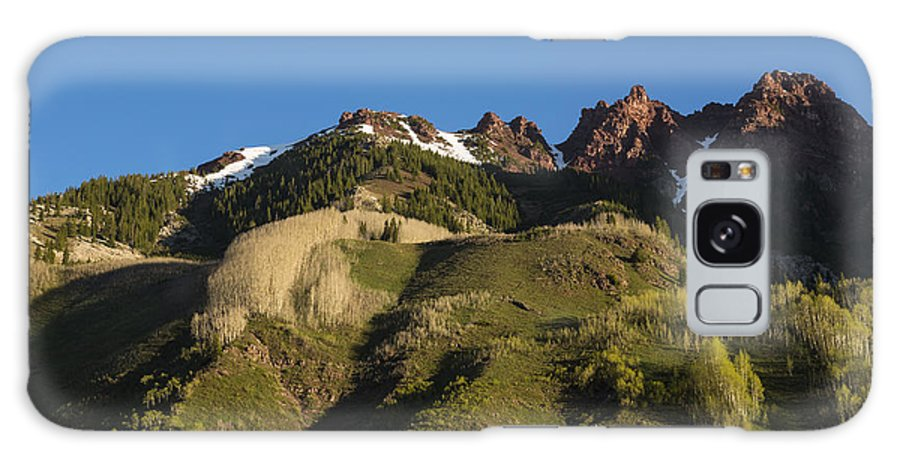 Sievers Galaxy S8 Case featuring the photograph Mountains Co Sievers 1 by John Brueske